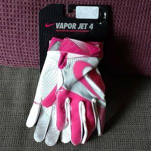 Brand new bike vapor jet 4 football gloves
